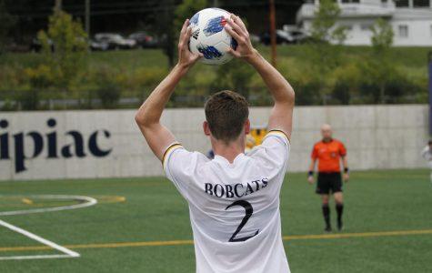 QU Men's Soccer comes up short vs. No. 18 New Hampshire