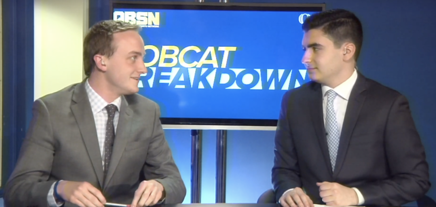 Bobcat Breakdown: 04/09/19