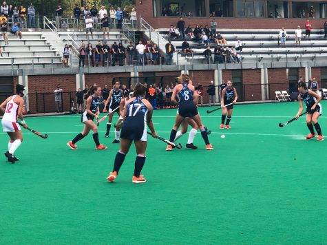 Quinnipiac Field Hockey Falls to Columbia in Non-Conference Battle on Sunday