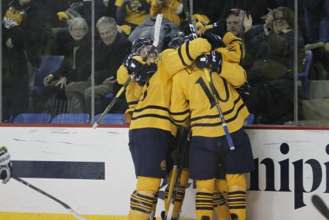Quinnipiac Men's Hockey Snaps Losing Streak Against Union