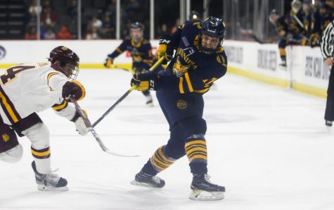 Bobcats battle back, take game vs. AIC on the road