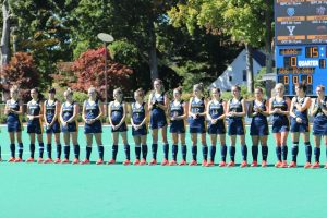 Quinnipiac Field Hockey Takes Close 2-1 loss to Yale on Senior Day