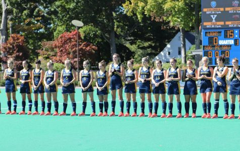 Quinnipiac Field Hockey faces tough test in No. 13 Liberty