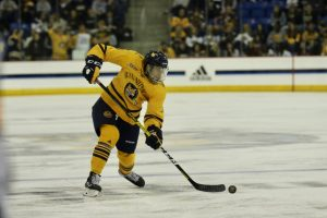 Quinnipiac Men's Hockey Can't Find Identity in 4-2 Loss to Maine