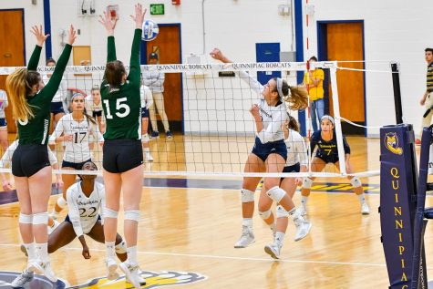 Quinnipiac Volleyball Gets Revenge, Takes Down Marist in Four Sets