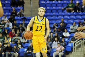QU Men's Basketball Earns First Win of the Season, 86-69 Over Albany
