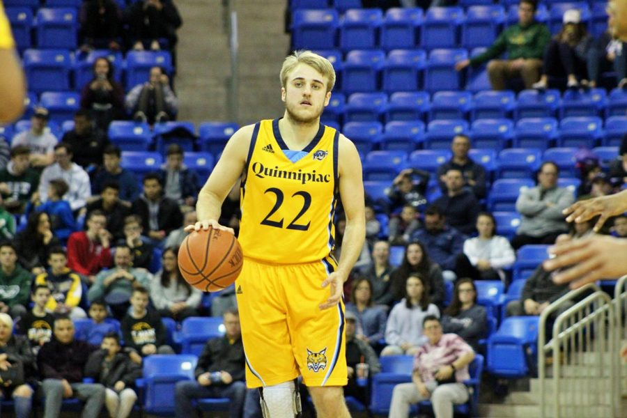 QU+Men%E2%80%99s+Basketball+Earns+First+Win+of+the+Season%2C+86-69+Over+Albany