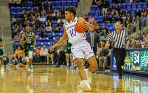 Quinnipiac Men's Basketball Wins Second Straight Against Presbyterian