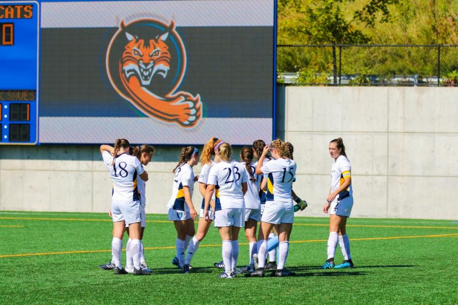 Quinnipiac+Women%E2%80%99s+Soccer+pulls+off+messy+win+against+Siena+with+tournament+looming
