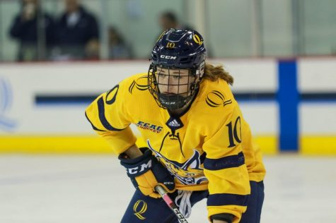 Quinnipiac ties Dartmouth 1-1 despite firing twice as many shots