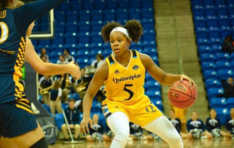 Bobcats women's basketball takes down rival Fairfield 76-62