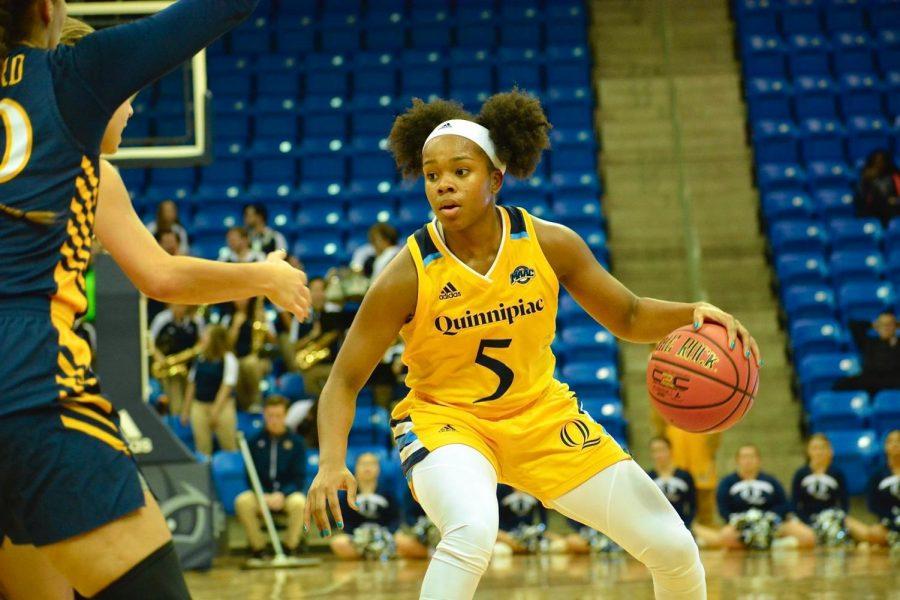 Bobcats women's basketball takes down rival Fairfield 76-62