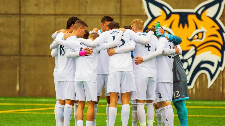 Quinnipiac Men's Soccer Sees Season End in MAAC Semifinals