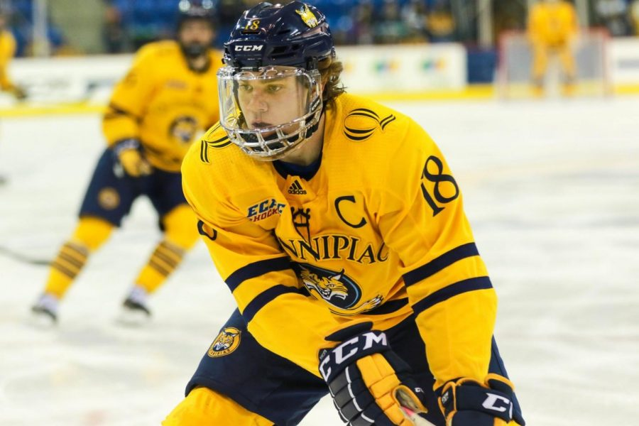 Bobcats top Huskies 3-2, advance to Connecticut Ice finals