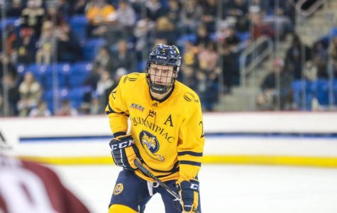 Bobcats fall short in CT Ice Finals, lose 4-1 to Sacred Heart