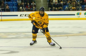 Quinnipiac scores season-high six goals in win over Harvard