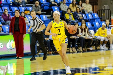 Quinnipiac women's basketball continues hot stretch, wins on senior day