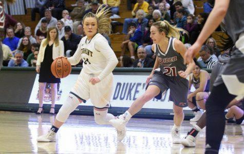 Quinnipiac Women's Basketball Adds Transfer Rose Caverly From Vermont