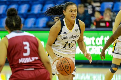 Quinnipiac Women's Basketball Adds Transfer Rose Caverly From Vermont