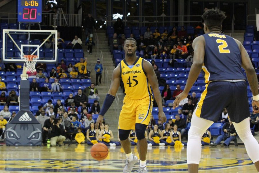 BREAKING: Quinnipiac's Kevin Marfo transfers to Texas A&M