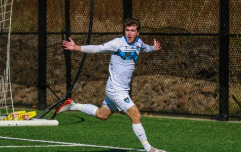 Q&A: Men's Soccer Star Eamon Whelan