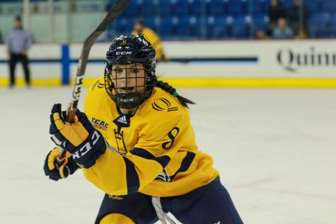 Impactful first-year performances lead Quinnipiac to 5-0 win over LIU