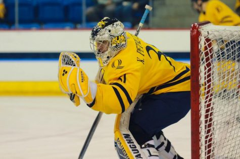Petruzzelli pitches shutout as Quinnipiac takes series over Clarkson
