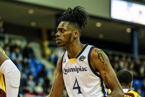 Pinkney, Chenery shine as Quinnipiac picks up first conference win